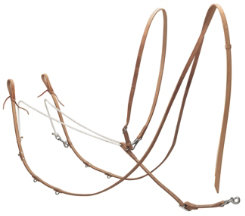 Weaver Harness Leather German Martingale Best Price