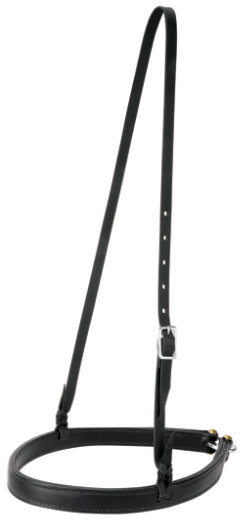 Weaver Plain Leather Noseband Best Price