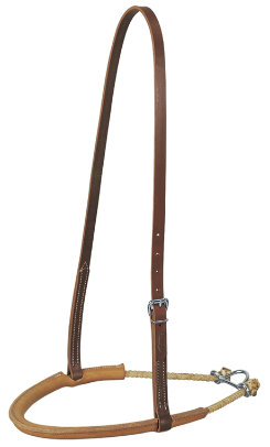 Weaver Leather Covered Rope Noseband Best Price