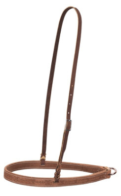 Weaver Barbed Wire Pattern Noseband Best Price