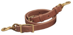 Weaver Deluxe Leather Tie Down Strap Best Price