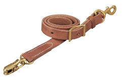 Weaver Harness Leather Tie Down with Locking Snap Best Price