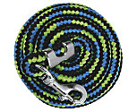 Weaver Miniature and Pony Lead Rope with Chrome Brass Snap
