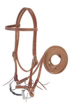 Weaver Harness Leather Training Bridle Best Price