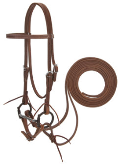 Weaver ProTack Oiled Bridle Set Best Price