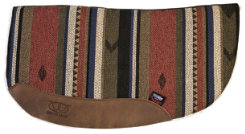 Weaver Comache All Purpose Barrel Western Saddle Pad Best Price