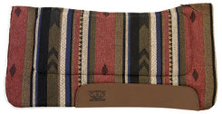 Weaver Comanche Pattern Contoured All Purpose Western Saddle Pad Best Price