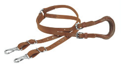 Weaver 2 Strap Russet Leather Cruppers Best Price