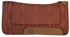 Weaver Bronco Contoured All Purpose Western Saddle Pad Best Price