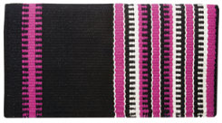 Weaver Reversible Pattern Wool Saddle Blanket Best Price
