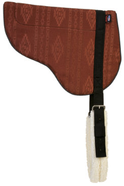 Weaver Herculon Tacky-Tack Bottom Bareback Pad Best Price