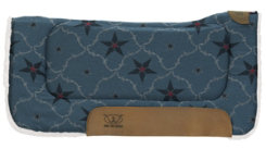 Weaver Old Glory All Purpose Contoured Saddle Pad Best Price