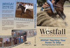 Weaver Stacy Westfall Whoa-Teach Your Horse To Stop  DVD Best Price