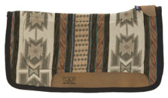 Weaver Running Bull Tacky-Tack Contoured Saddle Pad Best Price