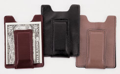 Sarah Weaver Money Clip and Card Holder Best Price