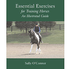 Essential Exercises for Training Horses by Sally O'Connor Best Price