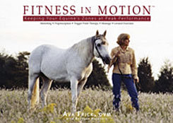 Fitness in Motion by Dr. Ava Frick DVM with Barbara Hethcote Best Price