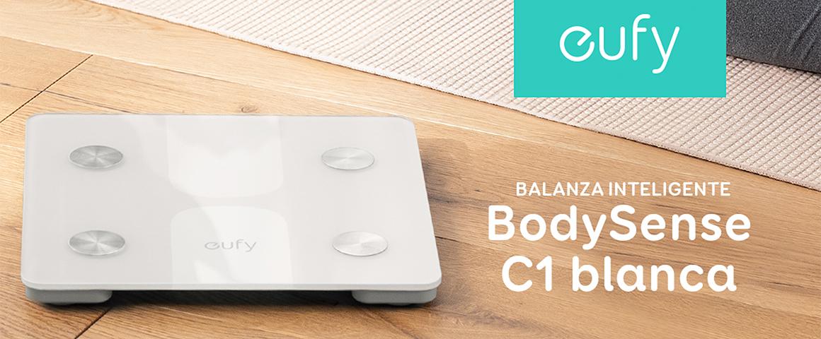 Balanza inteligente BODYSENSE C1 Blanca