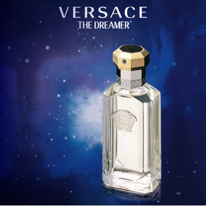 Versace the dreamer, perfume hombre, perfume versace, fragancia hombre