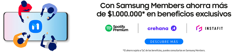 Beneficio Samsung