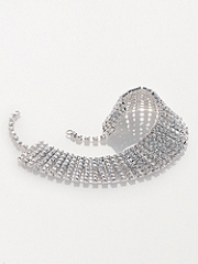 Rhinestone Choker details, images and more