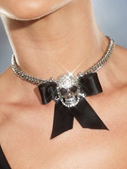 Buy Skull Crossbones Choker, see details about this Sexy Lingerie and more