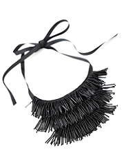 Buy On the Fringe Necklace, see details about this Sexy Lingerie and more