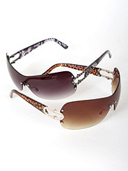 Fierce-n-Frameless Sunglass