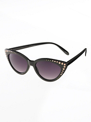 Buy Studded Smitten Kitten Sunglasses, see details about this Sexy Lingerie and more