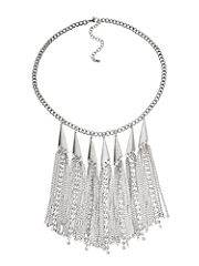 Buy Chain Dazzled Tassel Necklace, see details about this Sexy Lingerie and more