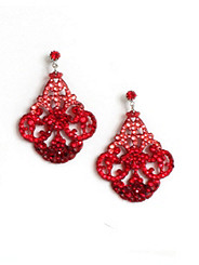 Swarovski Elements Chandelier Earring