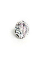 Swarovski Elements Mini-Oval Ring