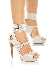 Multi Buckle Stiletto
