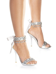 Buy Rhinestone Teardrop Sandal, see details about this Sexy Lingerie and more
