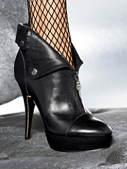 Buy Trapunto Stitched Zip-Front Bootie, see details about this Sexy Lingerie and more