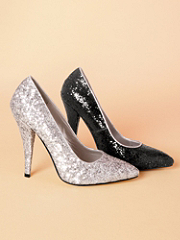 Buy Glittered Party Pump, see details about this Sexy Lingerie and more