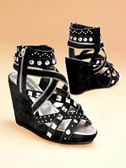 Studded Sultry Nights Wedge details, images and more