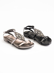 Buy Straps-n-Stones Flat Sandal, see details about this Sexy Lingerie and more