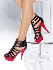 Patent Leather Paparazzi Stiletto