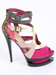 Buy Mixed Media Double Platform Stiletto, see details about this Sexy Lingerie and more