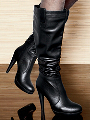 Buy Knee-High Platform Boot, see details about this Sexy Lingerie and more