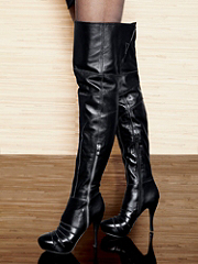 Buy Zipper Leather Boot, see details about this Sexy Lingerie and more
