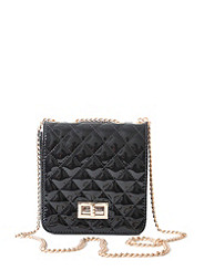 Quilted Patent Satchel