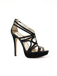 Strappy Swirl Stiletto by Charles David