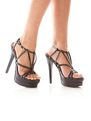 Animal Patent Sandal