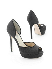 Acanthus Peep Toe Stiletto