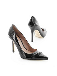 Patent Leather Stiletto