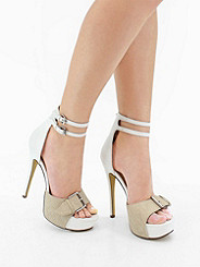 Sicily Strappy Stiletto