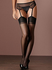 Essential Sheer Stocking Two-Pack PLUS
