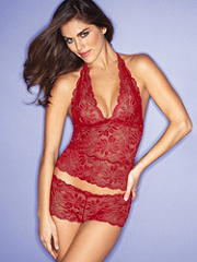 Buy Brazilian Lace Cami Boy Short Set, see details about this Sexy Lingerie and more